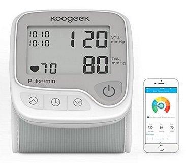 Günstige Koogeek Health Produkte bei Amazon - z.B. Blutdruckmessgerät für 20,14€