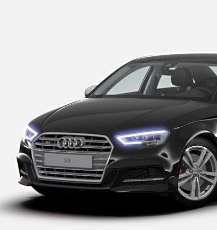 Audi S3 Limo TFSI quattro im Gewerbeleasing für 299,16€ Netto im Monat