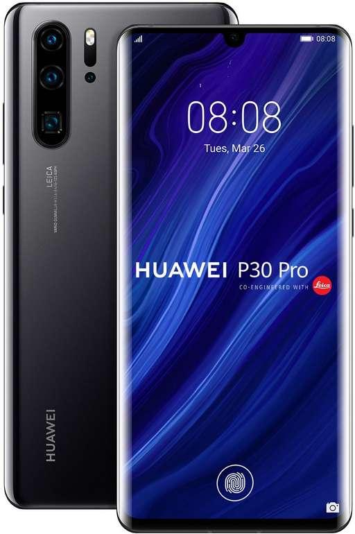 Huawei P30 Pro 128GB + Otelo Vodafone Allnet Max mit 20GB + 10€ Amazon GS für 29,99€ mtl.