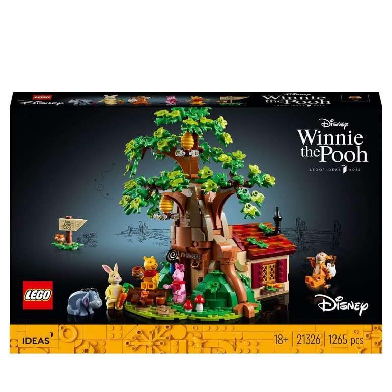 LEGO Disney Winnie Puh (21326) für 84,99€ inkl. Versand (statt 94€)