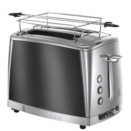 Russell Hobbs Luna 2322 Toaster in Edelstahl für 39€ inkl. VSK