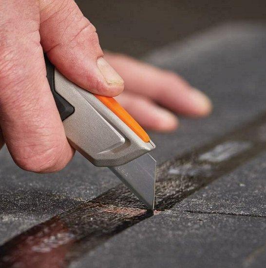 Fiskars CarbonMax Universalmesser mit feststehender Klinge für 14,90€ (statt 19€)