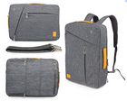 Wiwu 3-in-1 Schultertasche, Handtasche und Laptop Rucksack für 8,80€