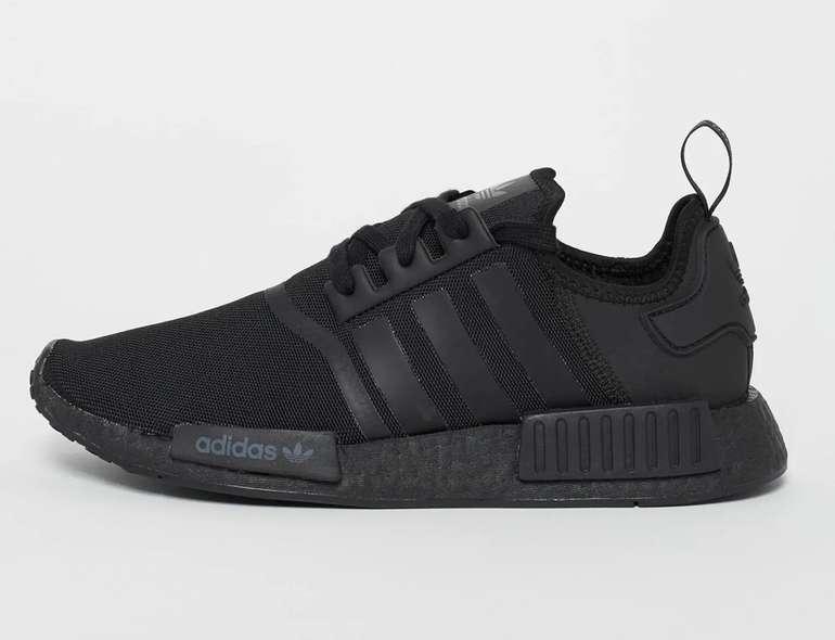 """Adidas Originals NMD_R1 Sneaker im """"Core Black"""" Colourway für 69,99€ inkl. Versand (statt 91€)"""