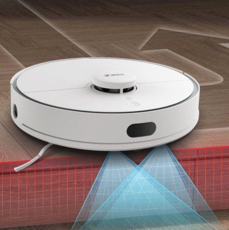 Saugstarker 360 S5 Saugroboter mit App-Steuerung für 256,52€ inkl. Versand (EU-Lager!)