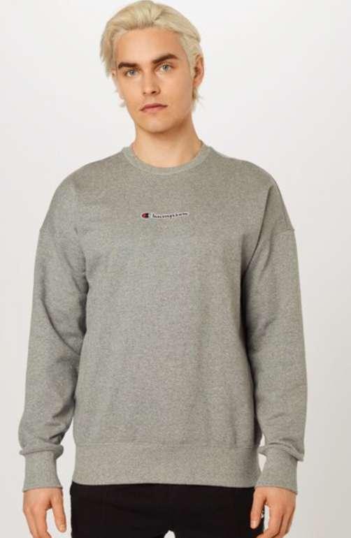 Champion Authentic Athletic Apparel Sweatshirt in dunkelgrau für 18,90€inkl. Versand (statt 30€)