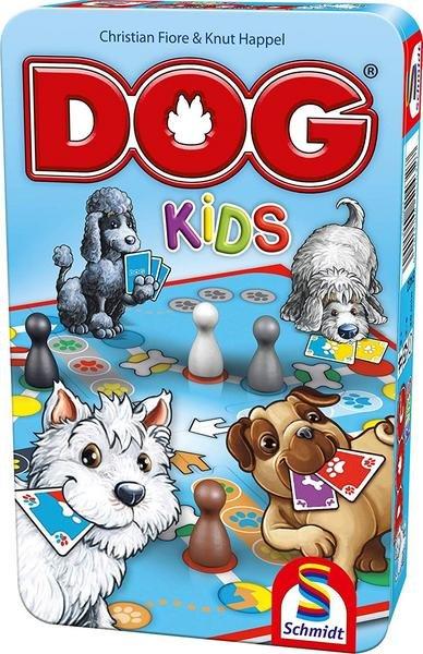 Schmidt 51432 - Dog Kids in Metalldose für 4,99€ inkl. Versand (statt 8€) - Thalia Club