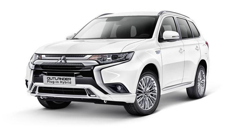 Gewerbeleasing: Mitsubishi Outlander (PHEV Plugin-Hybrid) für 114,84€ Brutto mtl. (LF: 0,31)