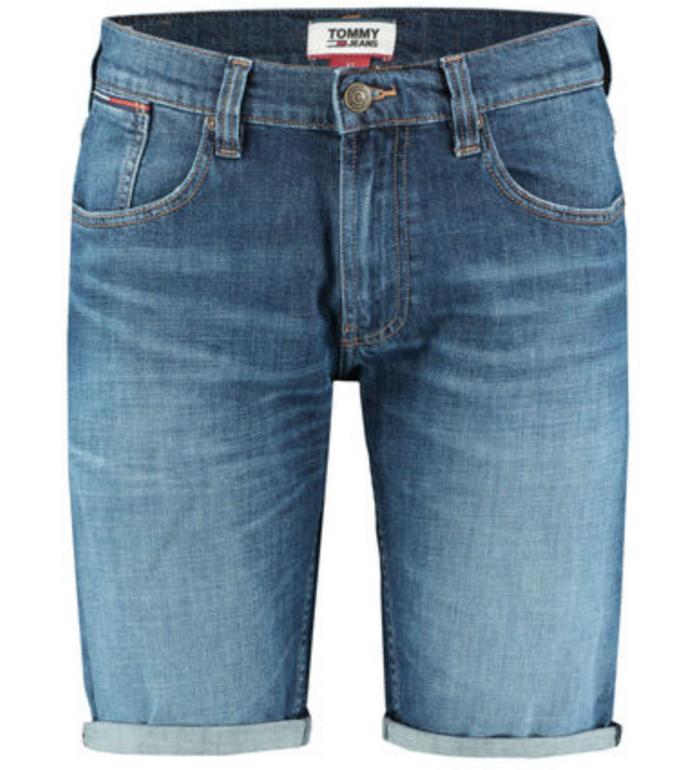 15% Rabatt auf Sommerhosen und Jeans bei Engelhorn, z.B. Tommy Jeans ab 54,41€