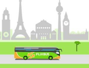 Gratis Fahrt möglich: 10€ PayPal-Guthaben für Buchung bei FlixBus / FlixTrain