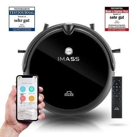 IMASS A3s Saugroboter mit Wischfunktion für 188€ inkl. VSK (statt 211€)