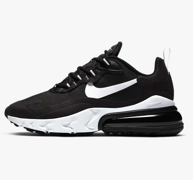 Nike Air Max 270 React Damen Sneaker für je 60,35€ inkl. Versand (statt 100€)