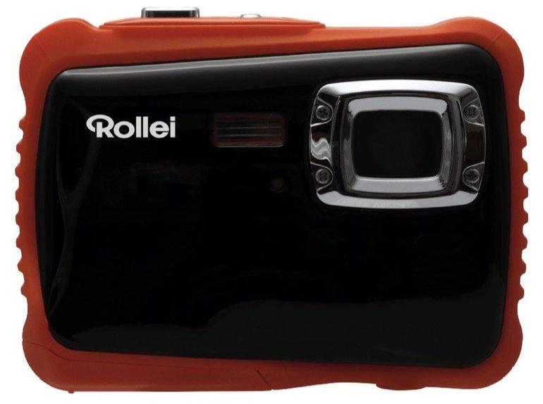 Wasserdichte Digitalkamera Rollei Sportsline 65 mit 5MP für 29,99€ inkl. Versand