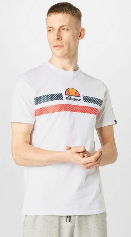 """Ellesse T-Shirt """"Glisenta"""" in Weiß für 12,72€ inkl. Versand (statt 20€)"""