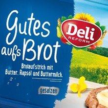 """Deli Reform """"Gutes aufs Brot"""" gratis testen!"""