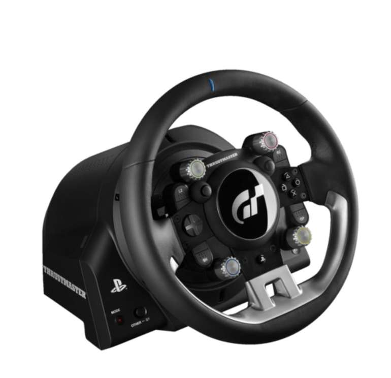 Thrustmaster T-GT (Lenkrad inklusive 3-Pedalset, PS4 / PC) inklusive Pedalerie für 422€ inkl. Versand