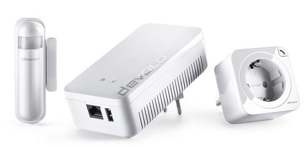 devolo Home Control Starter Paket 2.0 für 75,90€ inkl. Versand (statt 135€)