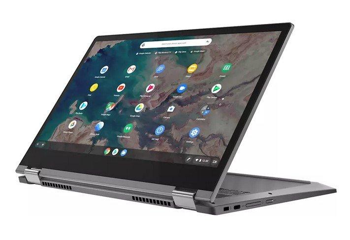 Lenovo IdeaPad Flex 5, Chromebook (13,3 Zoll Display, Core i3 Prozessor, 8 GB RAM, 128 GB SSD, Intel UHD-Grafik) für 421,10€ inkl. Versand (statt 479€) - Newsletter!