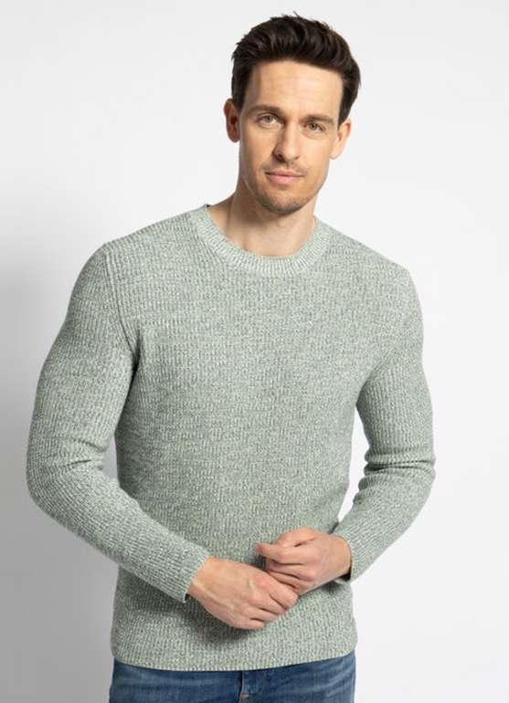 Marc O'Polo Pullover Herren Grün für 44,17€ inkl. Versand (statt 60€)