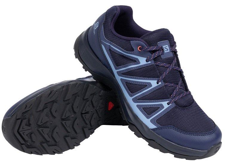 Salomon Barrakee Contagrip Outdoor Schuhe 2