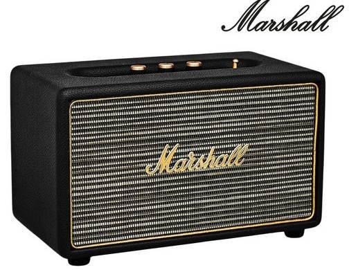 Marshall Acton Bluetooth-Lautsprecher in schwarz für 94€ inkl. Versand