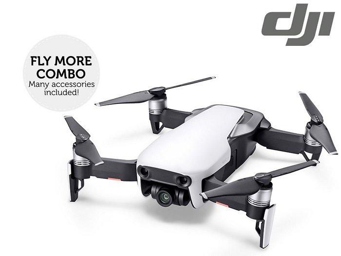 DJI Mavic Air im Fly More Combo Set für 799€ inkl. Versand (statt 849€)