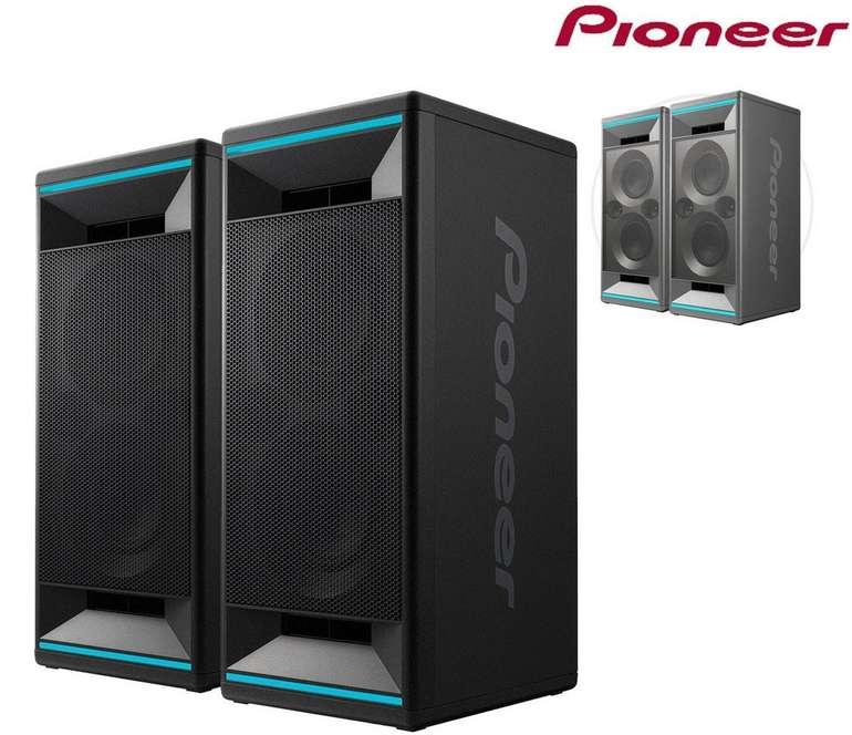 2x Pioneer Club5 One-Box-Audiosystem (2 Farben) für 258,90€ inkl. Versand