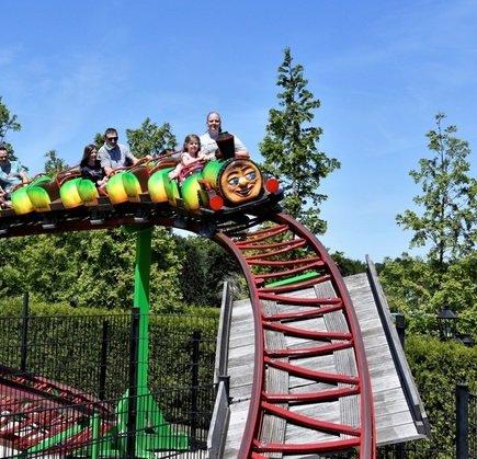 Ticket in den Freizeitpark Mondo Verde in Landgraaf (NL) inkl. All You Can Eat für 13,88€