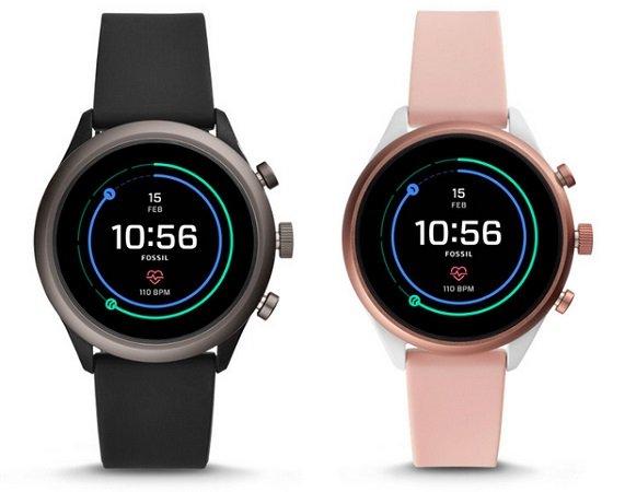 Fossil Sport Smartwatch (FTW4019P / FTW6022P) für Sie & Ihn nur 219€ inkl. VSK