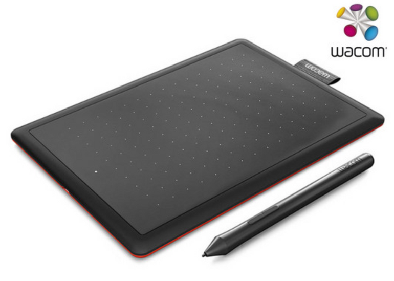 Wacom One Pen Tablet Small (New Edition) für 45,90€ inkl. Versand