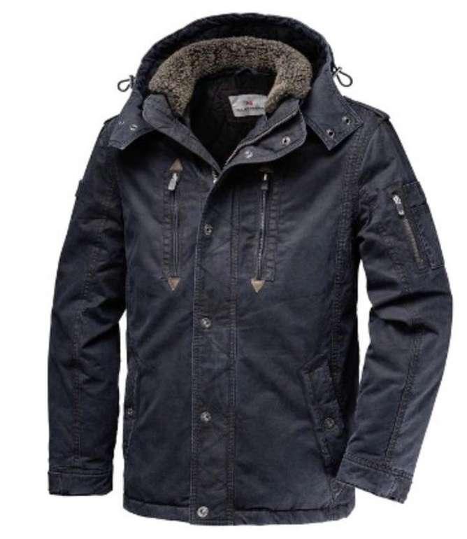 Glattsand Herren Baumwolljacke im Used-Look für 86,25€ inkl. Versand (statt 143€)