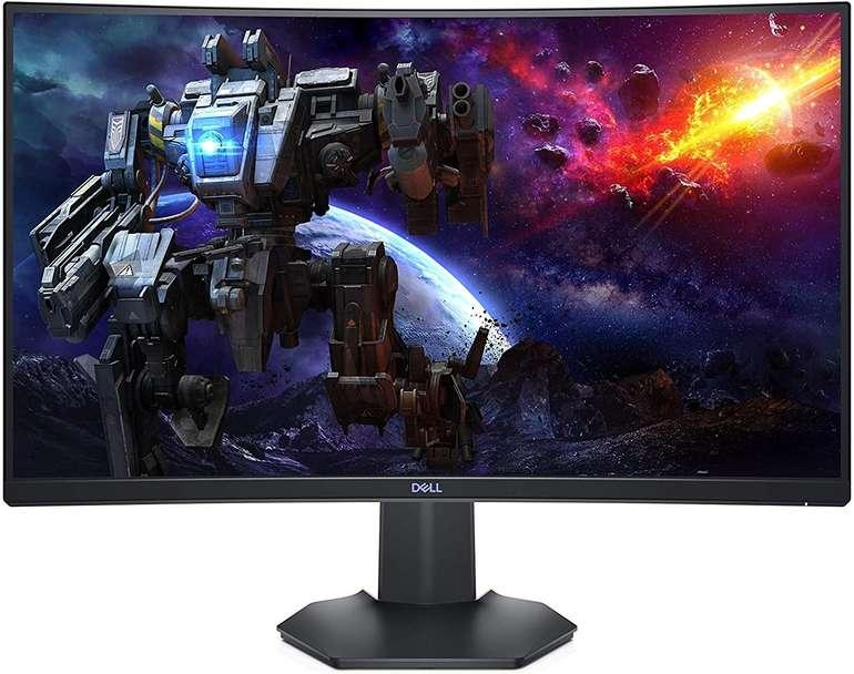 Prime Days: Dell S2721HGF 27'' Curved Gaming Monitor für 171€ inkl. Versand (statt 211€)