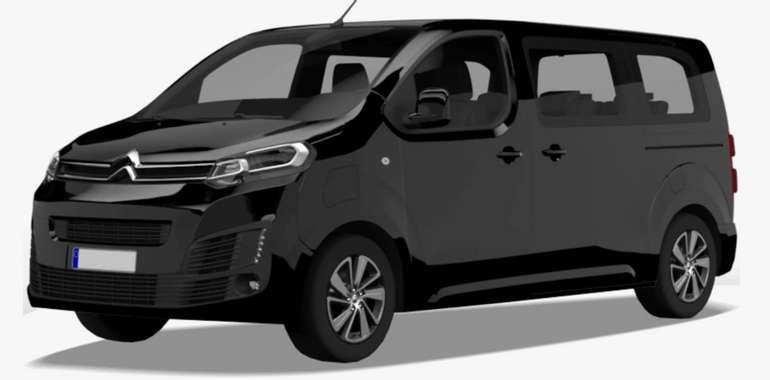 Gewerbeleasing: Citroën SpaceTourer 50 kWh M Shine mit 136 PS für 149€ netto mtl. (BAFA, LF: 0,27)