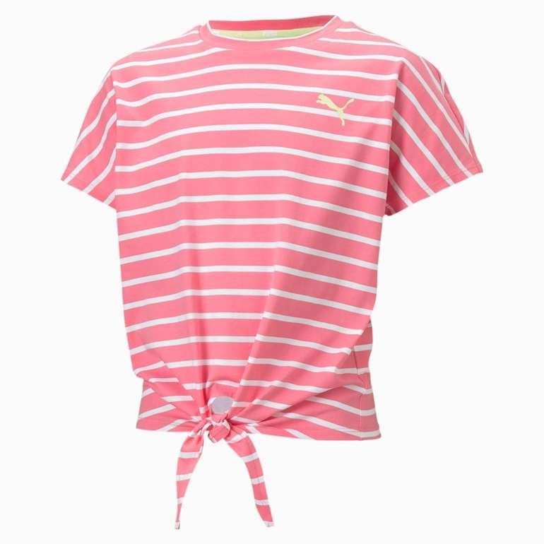 Puma Alpha Mädchen T-Shirt für 12,76€ inkl. Versand (statt 16€)