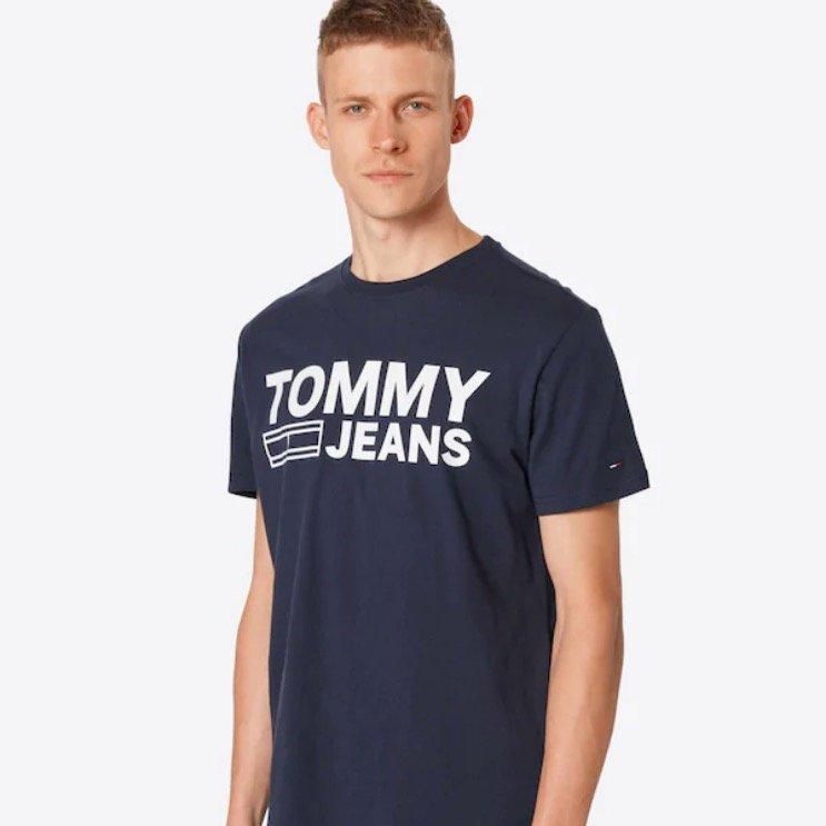 Tommy Jeans Shirt für 24,21€ inkl. Versand (Größen M, L & XL)