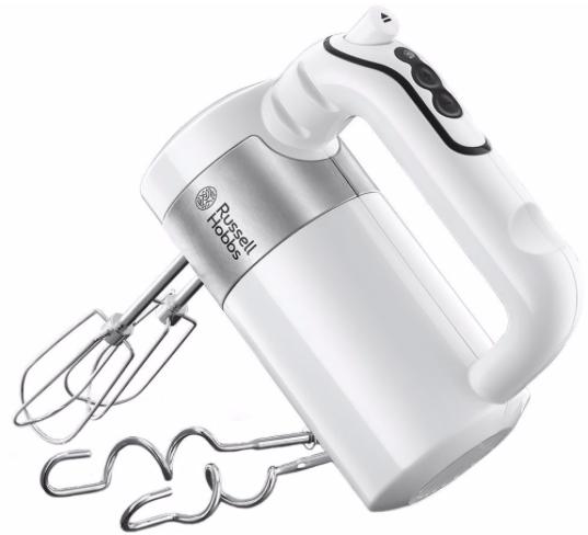 Russell Hobbs Easy-Prep Hand-Mixer mit 500 Watt für 21,90€ (statt 28€)