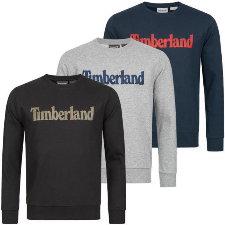 Timberland Herren Crew Sweatshirts für je 33,94€ inkl. Versand (statt 45€)