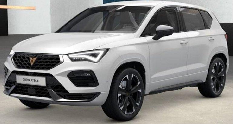 Privat Leasing: Cupra Ateca Facelift mit 300PS für 275€ Brutto mtl. (48 Monate, LF: 0,60)