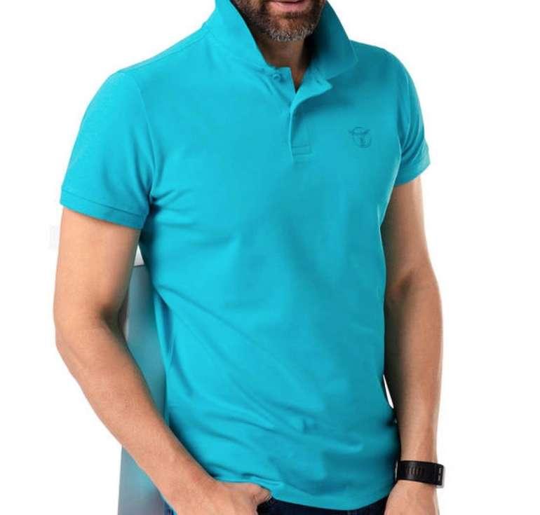 2er Pack Chiemsee Herren Polo Shirts aus Baumwoll Piqué für…