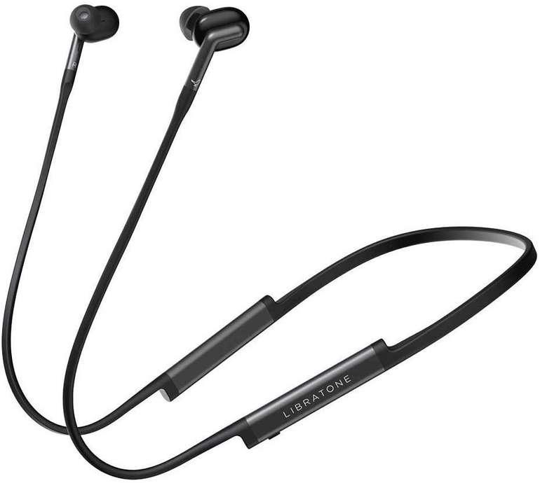 Libratone TRACK+ In-Ear Kopfhörer mit Geräuschunterdrückung (Bluetooth 4.1 aptX, ANC, 8 Stunden Akku, IPX4) je 111€ inkl. Versand