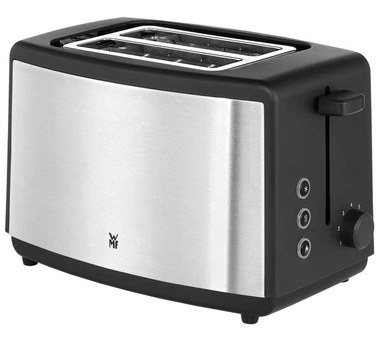 WMF Bueno Toaster 700W Edelstahl/schwarz für 29,94€ inkl. Versand (statt 35€)