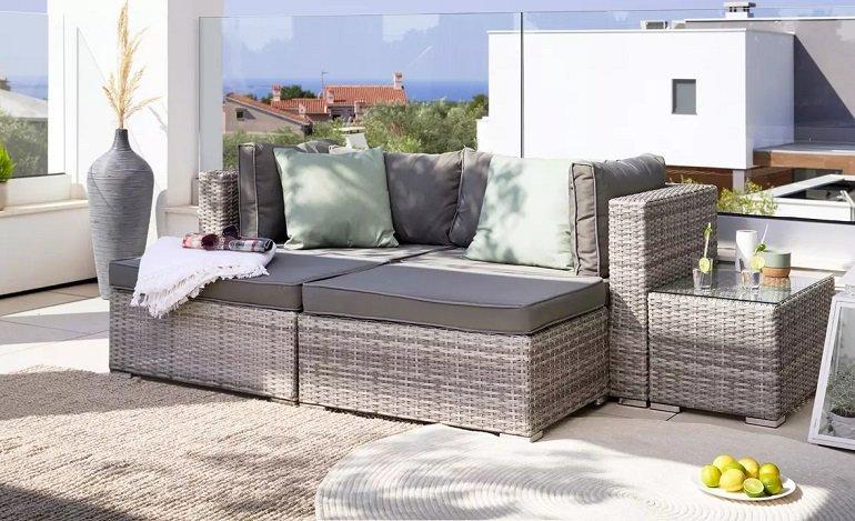 Modern Living Lounge Garnitur Parga