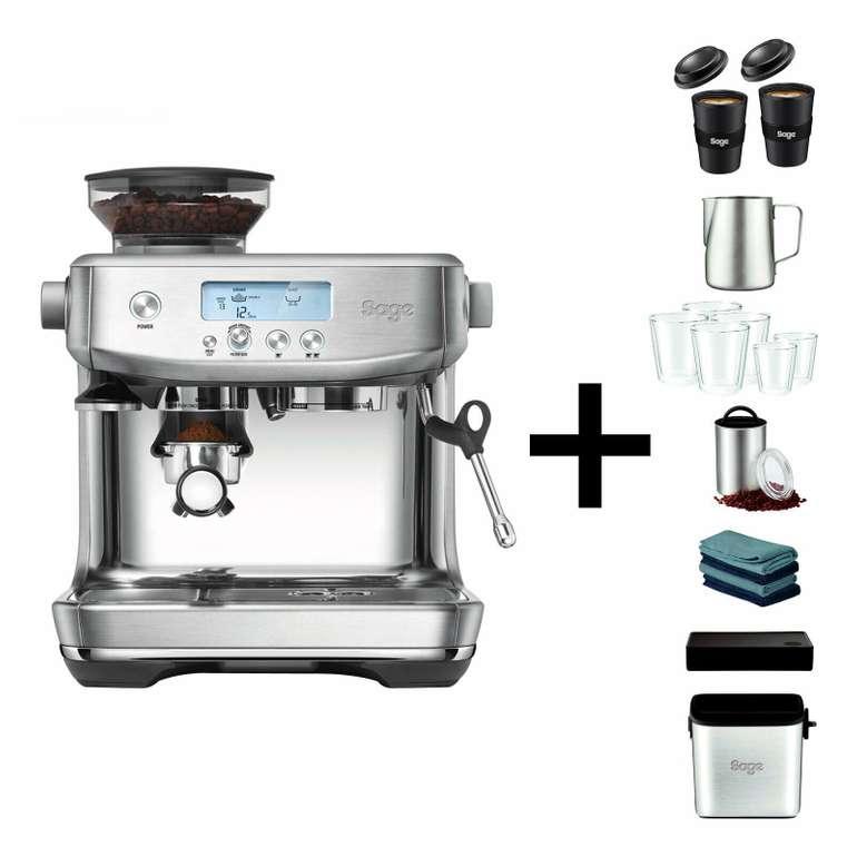 Sage SES878 The Barista Pro Espresso Maschine + Barista Pack für 569,90€ inkl. Versand (statt 778€)