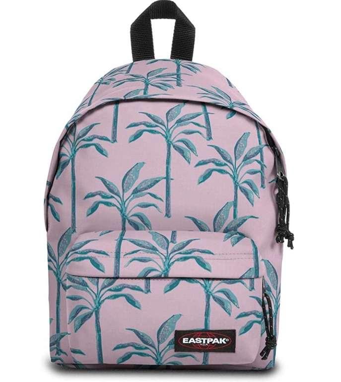 Eastpak Orbit Brize Trees Mini Rucksack (34 cm, Rosa) für 19,34€ inkl. Prime Versand (statt 41€)