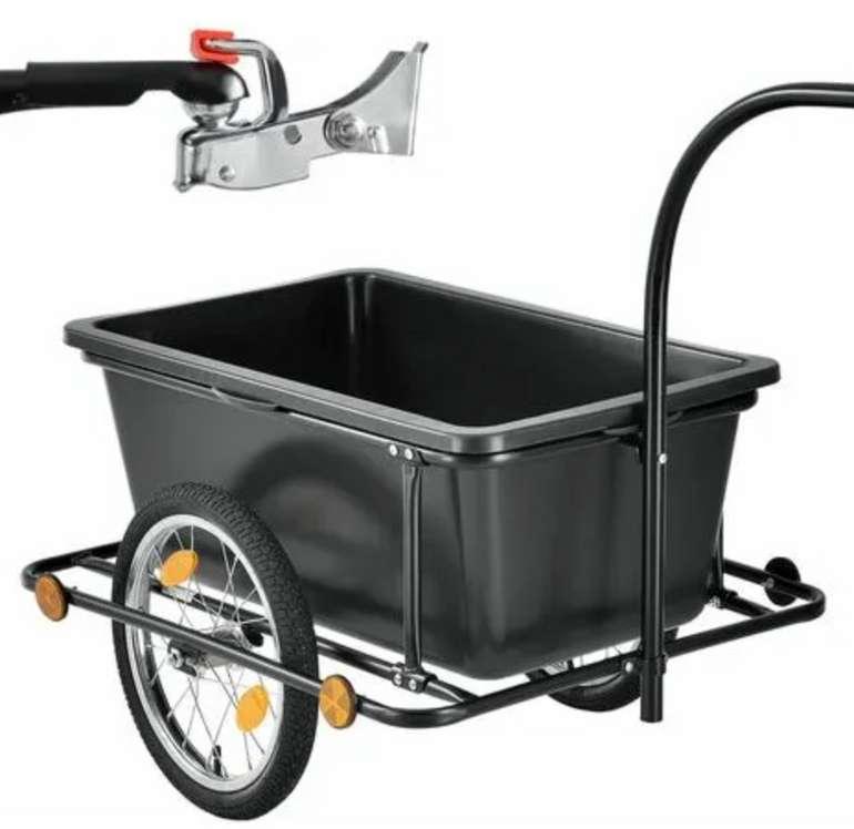 Juskys Fahrradanhänger 90 Liter für 59,95€inkl. Versand (statt 68€)