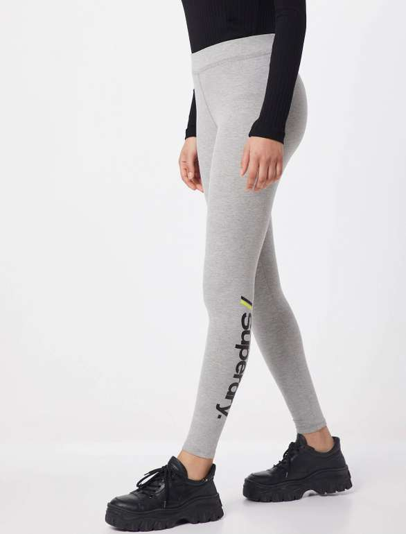 Superdry Damen Logo Leggings ab 20,94€ inkl. Versand (statt 40€)