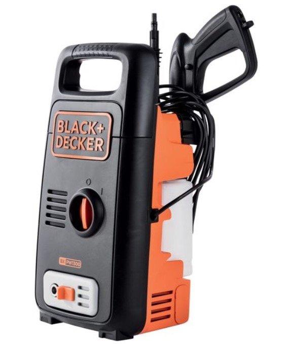 Black & Decker BXPW1300E Hochdruckreiniger für 44,94€ inkl. Versand (statt 70€)