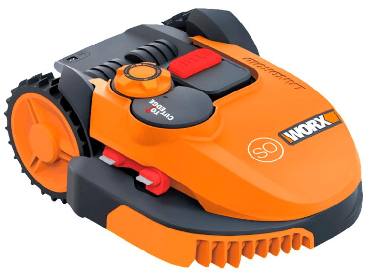 Worx WR105SI.1 Landroid S500I Mähroboter + Strauchschere für 469€ inkl. Versand