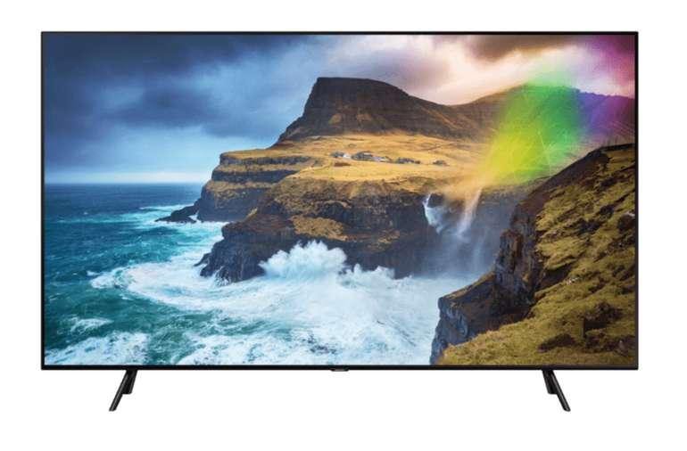 Samsung Spardeals bei Media Markt z.B GQ55Q70RGTXZG QLED TV(Flat, 55 Zoll/138 cm, UHD 4K, SMART TV) für 829€ inkl. Versand