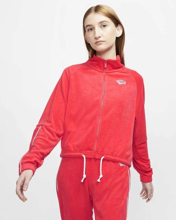 Nike Sportswear Retro Damen Jacke in 3 Farben für je 39,58€ (statt 47€) - Nike Membership!